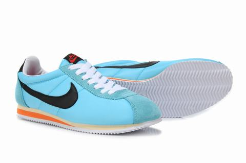 cheap price offer discounts best quality nike cortez bleu turquoise