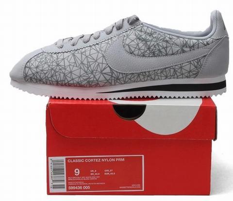 Nike Cortez Grise Pas Cher
